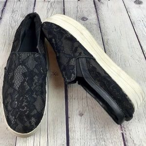 Mossimo Lace Platform Creepers